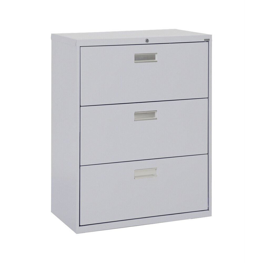 34-Drawer Lateral Filing Cabinet