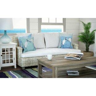 Palm Estates Sofa by Beachcrest Home