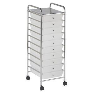 10-Drawer Storage Chest