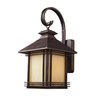 Federal Heights 1-Light Outdoor Wall Lantern