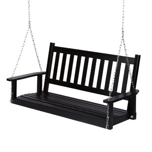 Lindo Porch Swing by Millwood Pines