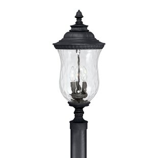 Best Reviews Ashford Outdoor 3-Light Lantern Head By Capital Lighting