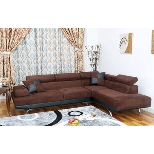 Damos Reclining Sectional