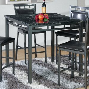 Counter Height Dining Table by Best Quali..