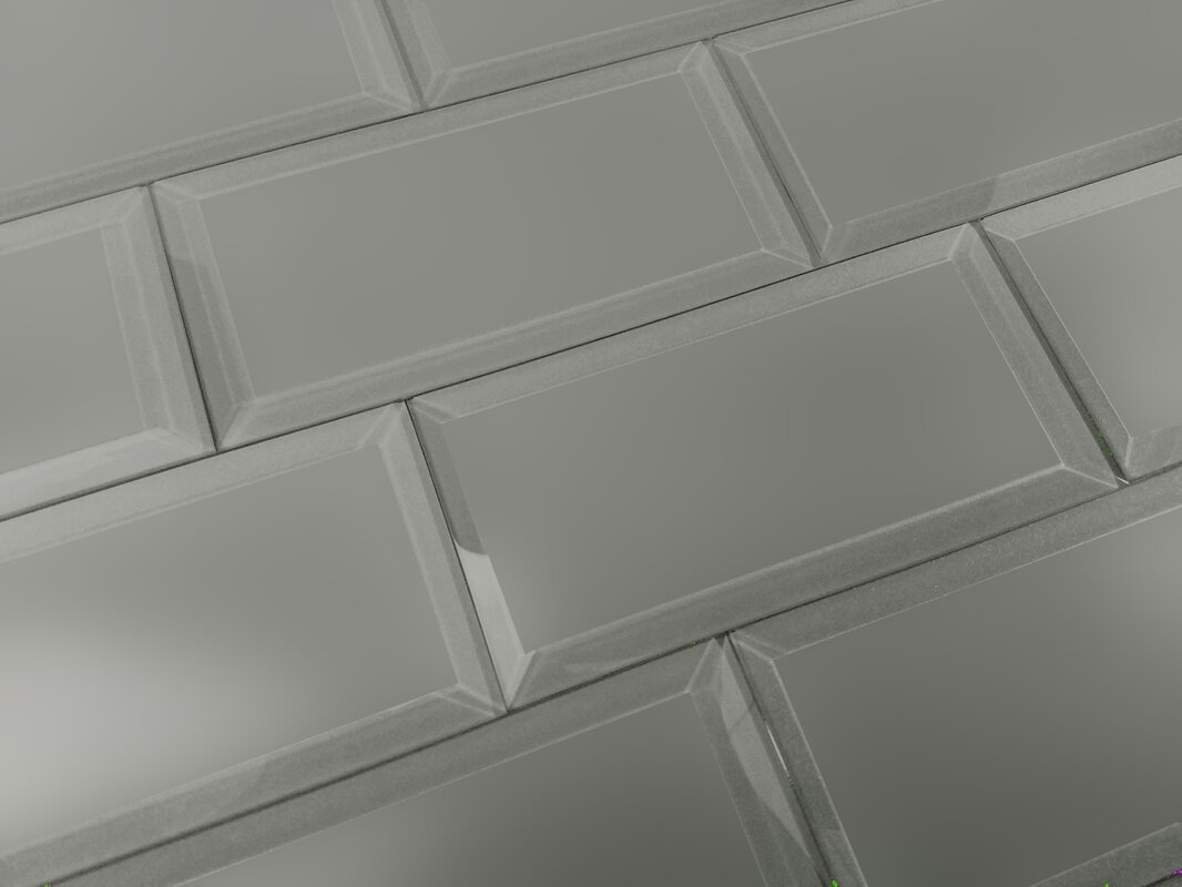 Abolos frosted elegance 3 x 6 glass subway tile in matte gray frosted elegance 3 x 6 glass subway tile in matte gray dailygadgetfo Image collections