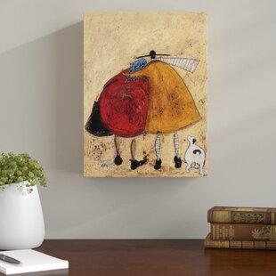 Wand-Bild Kunstdruck aus Acryl-Glas Hochformat 60x120 Abstrakter Baum