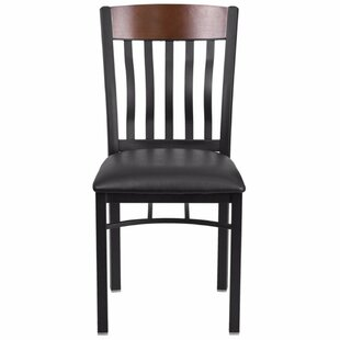 Marcie Vertical Back Side Chair by Ebern Designs