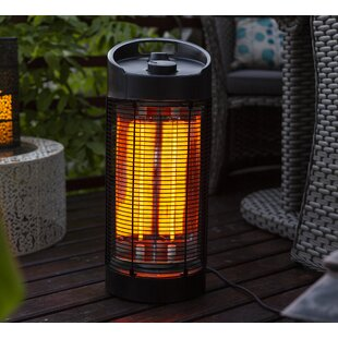 Justin Electric Patio Heater By Belfry Heating