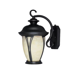 Kratzer 1-Light Outdoor Wall Lantern