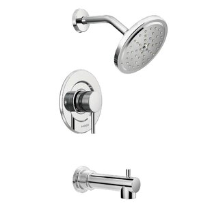 Guide to buy Align Tub and Shower Faucet with Moentrol ByMoen
