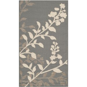 Laurel Anthracite / Beige Indoor/Outdoor Rug