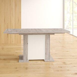 Savion Extendable Dining Table By Mercury Row