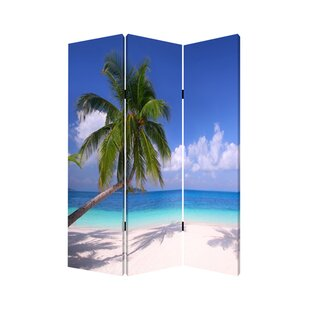 Screen Gems Paradise 3 Panel Room Divider