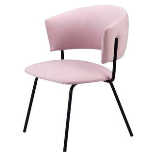 Del Upholstered Dining Chair by Brayden S..