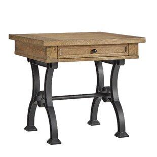 Luevano Antique End Table