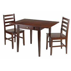 Hamilton 3 Piece Dining Set by Luxury Home