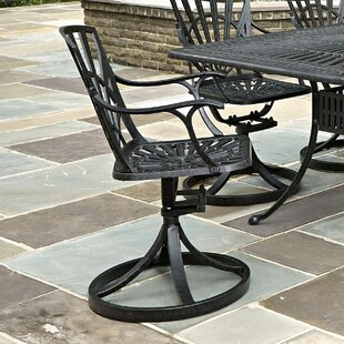 Frontenac Swivel Patio Dining Chair