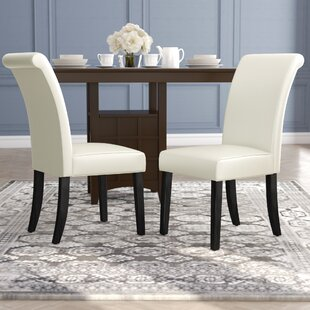 Gault Upholstered Dining Chair (Set of 2) By Alcott Hill