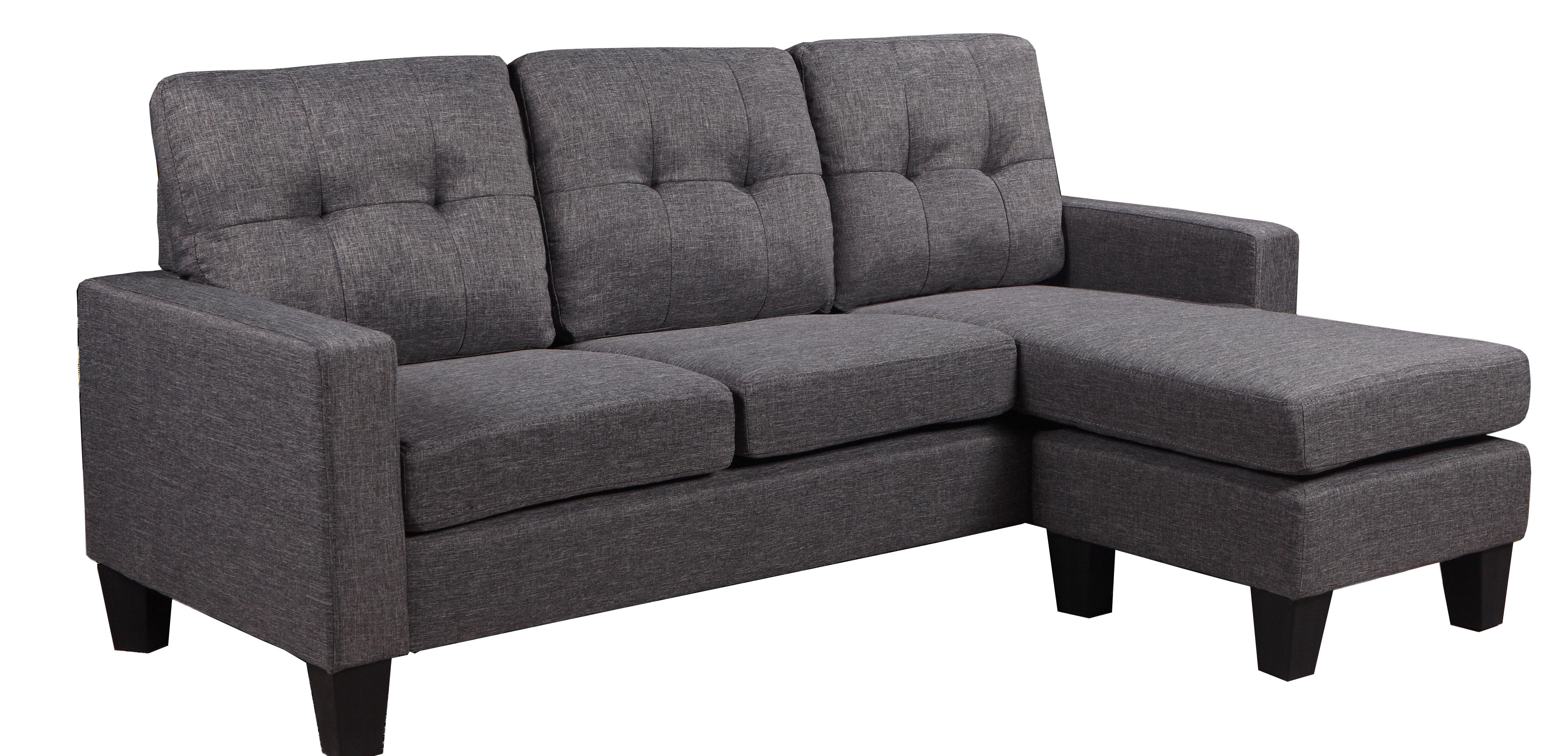 Astonishing Latitude Run Ruddock Reversible Sectional Reviews Wayfair Short Links Chair Design For Home Short Linksinfo