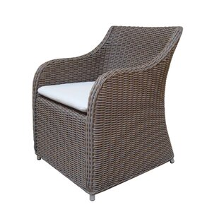 Porto Fino Patio Dining Chair with Cushion