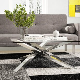 Russet Coffee Table By WerkStadt