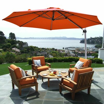 Winnie 11 Cantilever Umbrella by Freeport Park 2020 Online