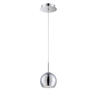 Kendal Lighting Rhondo 1-Light Globe Pendant