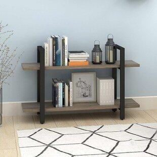Serrato Etagere Bookcase by Gracie Oaks