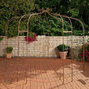 Schutz Rose Arch By Sol 72 Outdoor