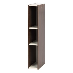 Slim Space Saving Shelving Unit