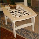 Veranda Wood Coffee Table
