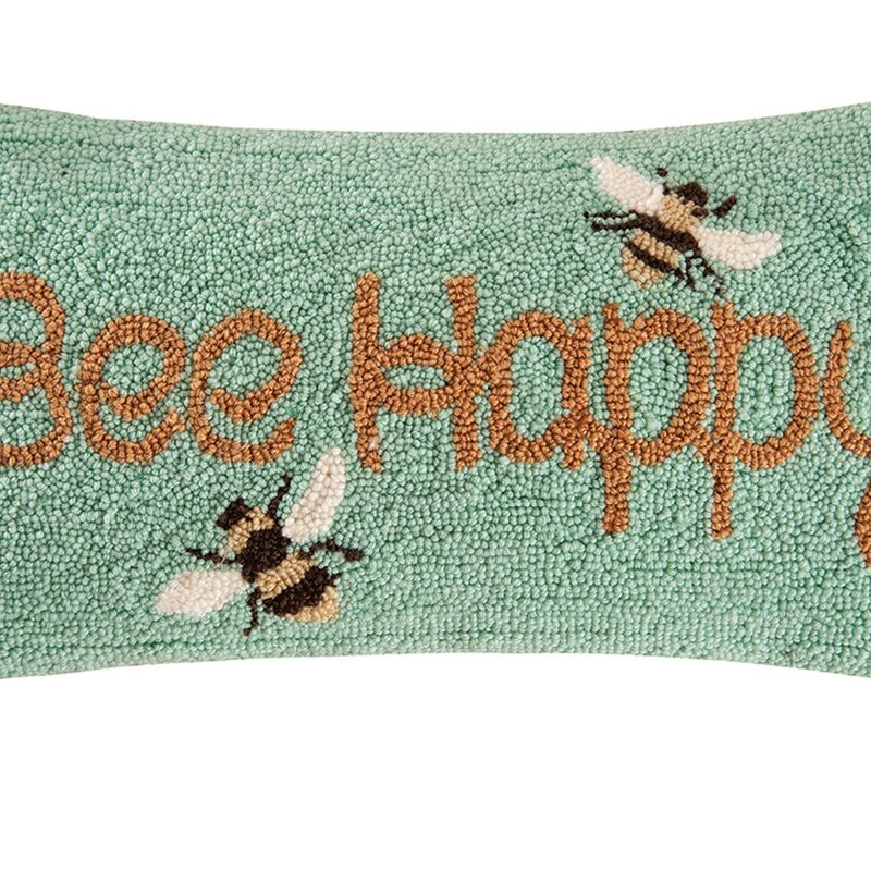 Turtle Be-you-tiful Home Wool Felt Pillow