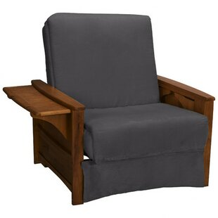 Coupon Valet Perfect Convertible Futon Chair by Epic Furnishings LLC Reviews (2019) & Buyer's Guide
