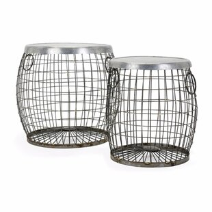 Sierra 2 Piece Nesting Tables by Gracie Oaks