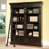 Gunnersbury Oversized Library Bookcase by Astoria Grand