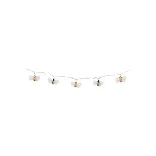 10-Light Honey Bee String Lights