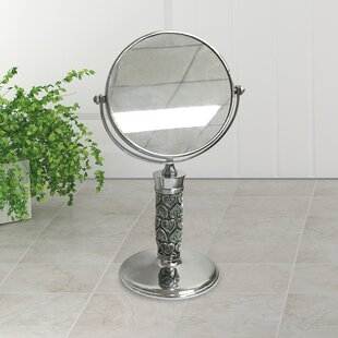 Big Save Whitechapel Makeup / Shaving mirror By House of Hampton