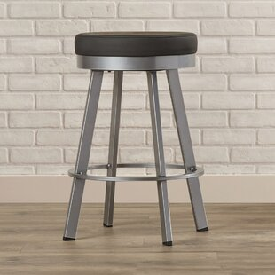 Jamieson 26.25 Swivel Bar Stool Brayden Studio