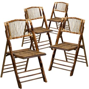 Best Deals American Champion Wood Folding Chair (Set of 4) by Flash Furniture Reviews (2019) & Buyer's Guide