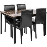 Domian 5 - Piece Dining Set by Latitude Run®