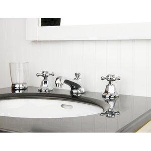 Metropolitan Widespread Bathroom Faucet with Pop-Up Drain