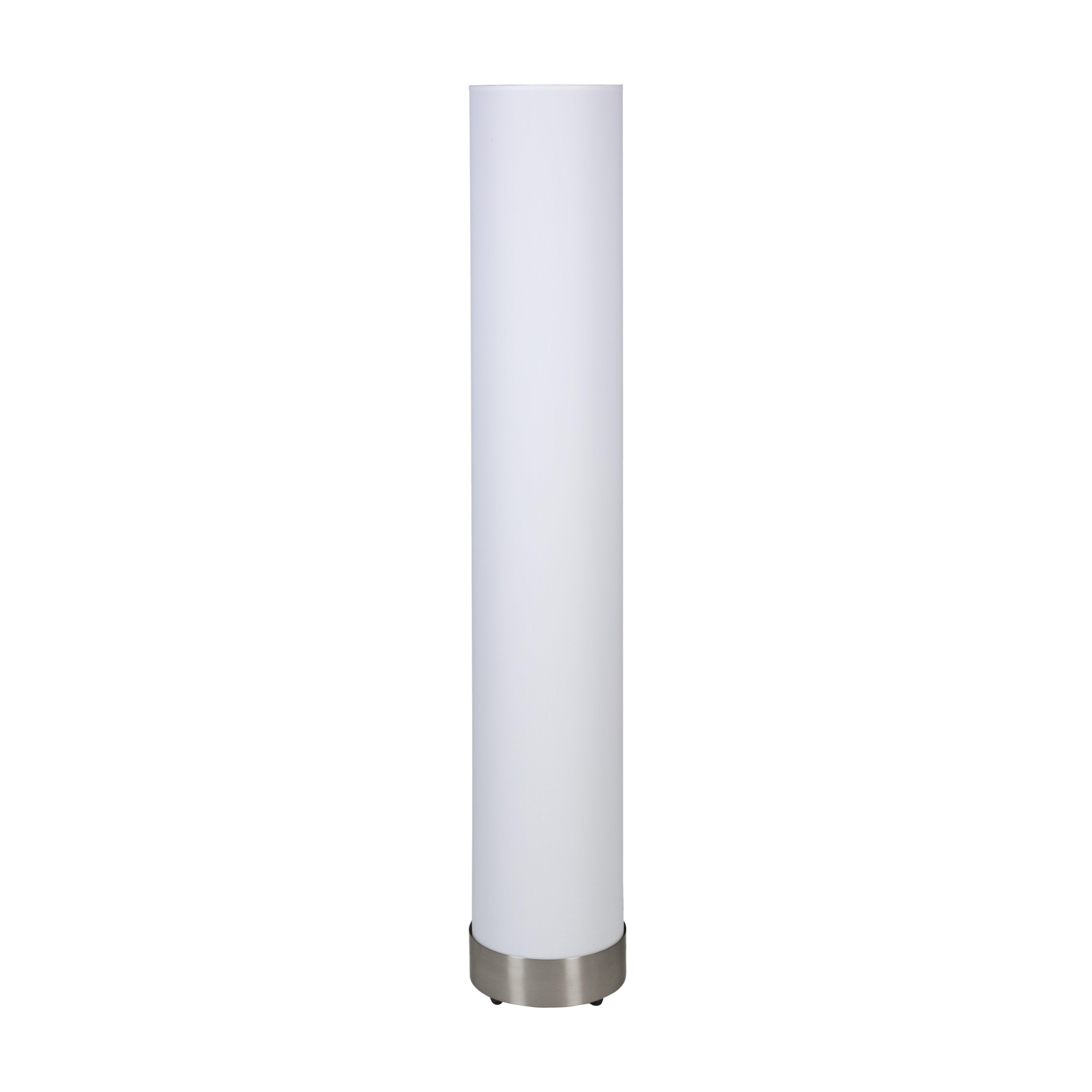 Picture of: Lights Up Meridian 59 Column Floor Lamp Reviews Wayfair