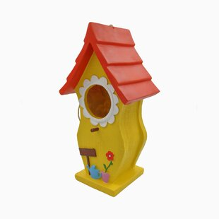 Fausley Birdhouse By Sol 72 Outdoor