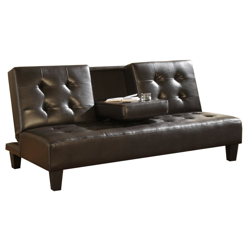 Ebern Designs Lamere Convertible Sofa