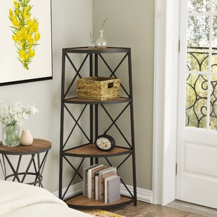 Look for Woodfin Etagere Bookcase ByGracie Oaks
