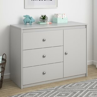 Low priced Amak 3 Drawer Combo Dresser by Mack & Milo Reviews (2019) & Buyer's Guide