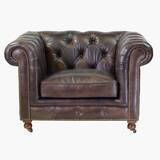 Chesterfield Chair by Design Tree Home