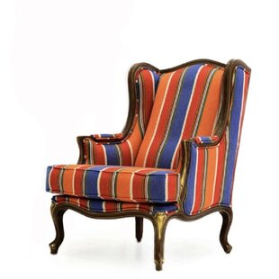 Aule Wingback Chair by Darby H..