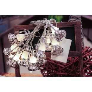 Festival Depot LED Lantern String Light