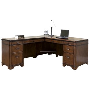 Kensington L-Shape Executive Desk